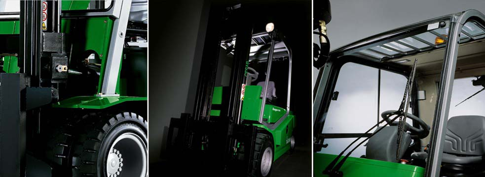 NEW FORKLIFT TRUCKS